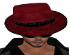 Red Black Mafia Hat