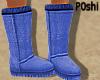 Comfort Boots BLue
