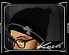 Kd.Akomplice Beanie B/G