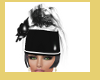 LUCY ELEGANT HAT/HAIR BL
