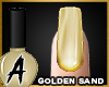 Golden Sand Nails
