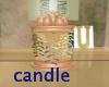 unique u vine candle