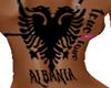 tatto  ALBANIA femine