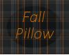 Fall Plaid Pillow