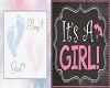 ~G~ Baby Gender Reveal G