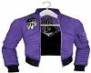 Purple Black $ Jacket