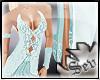 ~S~Blue Venus Dress