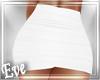 c Mini Skirt Wht