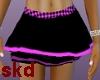 (SK)Pink Black Mini