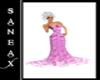 Avalon  Gown  -- Blush