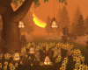 Dusky Fall Lost Forest