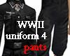WWII uniform 4 pants