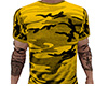 Yellow Camo Shirt (M)