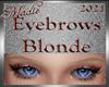 !a Eyebrows Kait Blonde