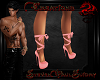 ||SPG||Peach Laces Heels