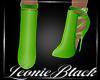 [LB] Green Heels