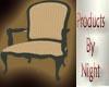 [N] Green Tan 8p Chair