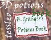3D Potions Book
