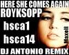 ROYKSOPP-Here She Comes