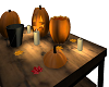 Pumpkin table (No knife)