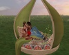 animated hanging bed