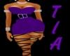 *T* Purple Diva