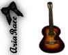 Hamilton Guitar w/Poses