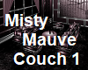 Misty Mauve Couch 1