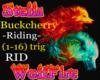 * Riding *