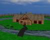 Lake Log Cabin/House
