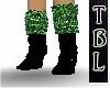 [TBL]Onlock boots/green