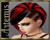 :Artemis:Cady Red/Blck