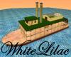 Lil Tahitian Paddle Boat