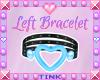 [L] Bracelet | Aqua