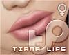 TP Tiana Lips - Blush