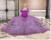 Tiffany Denim Pink Gown