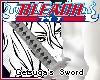 [Sasu] Getsuga's Sword