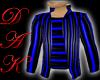 The Blue Rave Vest
