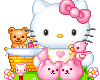 hello kitty animated