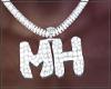 MH Male vvs Necklace