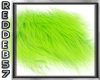 Vivid Neon Green Rug