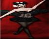 LWR}Black Swan DecorHead