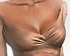 [TOP] Off-Shoulder Tan