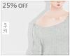 |C| Sweater + SB