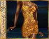 I~Sexy Gold Dress