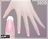 ! Pink kawaii nails