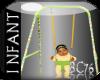 Keisha Hzl Baby Swing