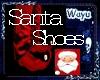 [wayu]Santa Shoes