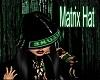 Matrix Hat 3D