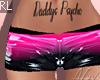(FG) PVC PinkShorts RL